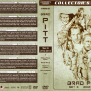 Brad Pitt Filmography – Set 8 (2012–2014) R1 Custom Covers