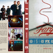 Fargo: Season 2 (2015) R0 CUSTOM DVD Cover & labels
