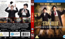 Stan & Ollie (2018) R2 CUSTOM Blu-Ray Cover