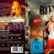 Bitten: Staffel 3 (2016) R2 Custom German Blu-Ray Covers