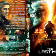 The Last Man (2018) R1 Custom DVD Cover & Label