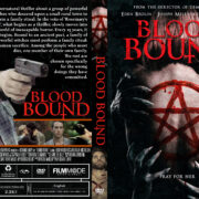 Blood Bound (2019) R1 Custom DVD Cover