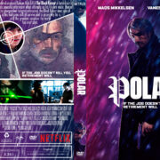 Polar (2019) R1 Custom DVD Cover