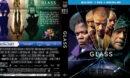 Glass (2018) R1 CUSTOM Blu-Ray Cover