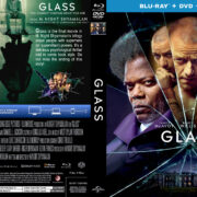 Glass (2018) R1 CUSTOM Blu-Ray Cover