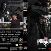 The Punisher: Season 2 (2019) R0 Custom DVD Cover