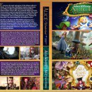 Alice In Wonderland Triple Feature (1951-2016) Custom Cover