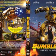 Bumblebee (2018) R1 Custom DVD Cover