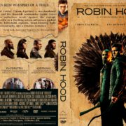 Robin Hood (2018) R1 Custom DVD Cover