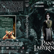 Pans Labyrinth (2007) R2 German Custom Cover
