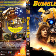 Bumblebee (2018) R1 Custom DVD Cover V2