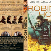 Robin Hood (2018) R1 Custom DVD Cover V2