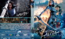 Alita: Battle Angel (2019) R0 Custom DVD Cover
