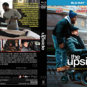 The Upside (2019) R1 CUSTOM Blu-Ray Cover