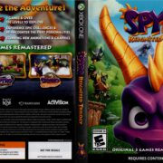 Spyro Reignited Trilogy (2018) NTSC XBOX ONE