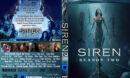 Siren: Season 2 (2019) R0 Custom DVD Cover