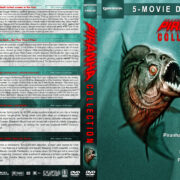 Piranha Collection (1978-2012) R1 Custom Cover