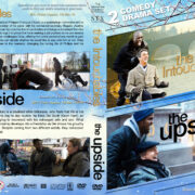 The Untouchables / The Upside Double Feature R1 Custom Cover