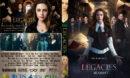 Legacies: Season 1 (2018) R1 Custom DVD Cover