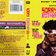 Sorry To Bother You (2018) R1 CUSTOM Blu-Ray Cover