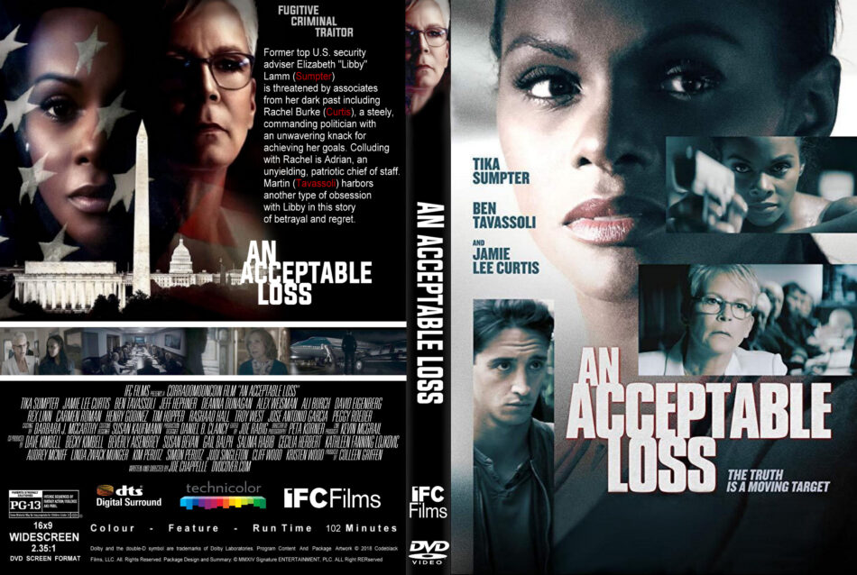 Nonton An Acceptable Loss (2019) Subtitle Indonesia