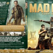 Mad Max (2008) Custom Slim Blu-Ray Cover
