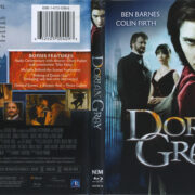 Dorian Gray (2010) R1 Blu-Ray Cover & label