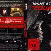 The Equalizer (2014) R2 German Blu-Ray Covers & labels