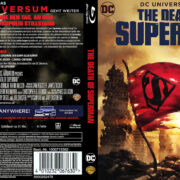 The Death of Superman (2018) R2 German Custom Blu-Ray Cover