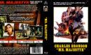 Mr. Majestyk (1974) R2 German Blu-Ray Covers