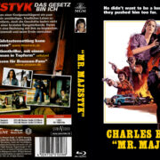 Mr. Majestyk (1974) R2 German Blu-Ray Covers