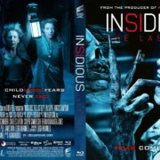 Insidious: The Last Key (2018) R1 Custom Blu-Ray Cover & Label