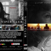 Viper Club (2018) R0 Custom DVD Cover