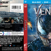 Venom (2018) R1 Custom Blu-Ray Cover