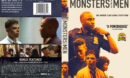 Monsters and Men (2018) R1 Custom DVD Cover