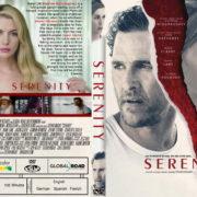 Serenity (2019) R0 Custom DVD Cover