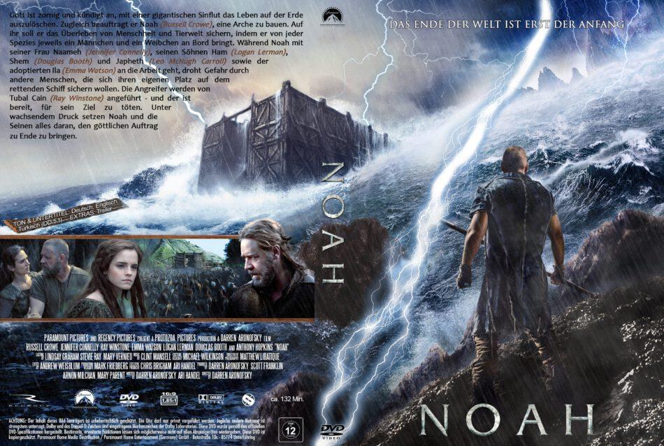 Noah 2014 R2 German Custom Cover Dvdcover Com