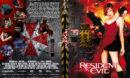 Resident Evil (2002) R2 German Custom Cover