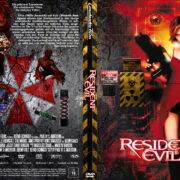 Resident Evil (2002) R2 German Custom Cover
