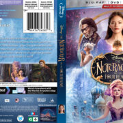 The Nutcracker And The Four Realms (2019) R1 Custom Blu-Ray Cover & label