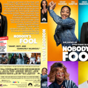 Nobody's Fool (2018) R1 Custom DVD Cover