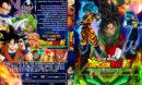 Dragon Ball Super: Broly (2018) R1 Custom DVD Cover