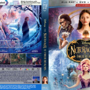 The Nutcracker And The Four Realms (2018) R1 CUSTOM Blu-Ray Cover