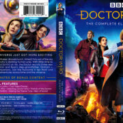 Doctor Who: Series 11 (2018) R1 Blu-Ray Cover