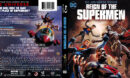 Reign Of The Supermen (2019) R1 Blu-Ray Cover