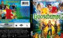 Goosebumps 2: Haunted Halloween (2018) R1 4K UHD Cover