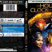 The House With A Clock In Its Walls (2018) R1 4K UHD Cover