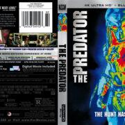 The Predator (2018) R1 4K Cover