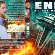 End of the World (2018) R1 Custom DVD Cover