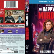 The Happy Time Murders (2018) Custom Blu-Ray Cover